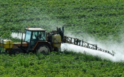Debate por uso de herbicidas