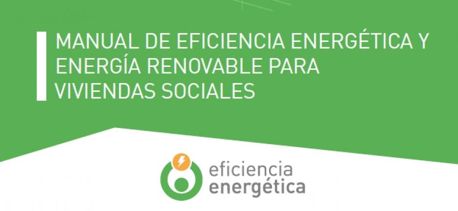 Manual de Eficiencia Energética y Energía Renovable Para Viviendas