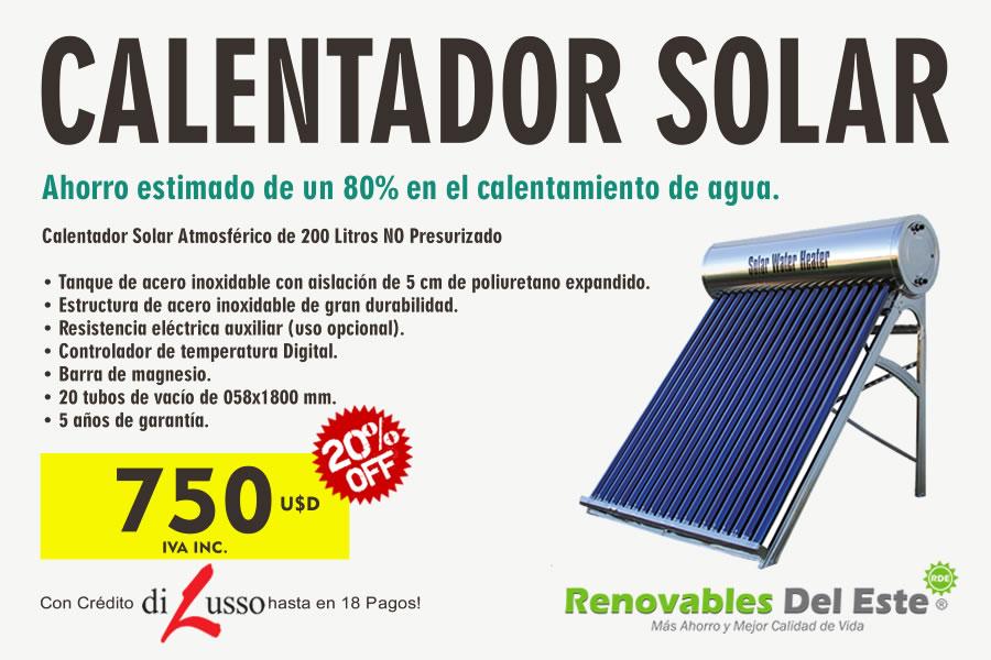 Ofertas de calentadores solares airea condicionado - Ofertas de calentadores de gas ...