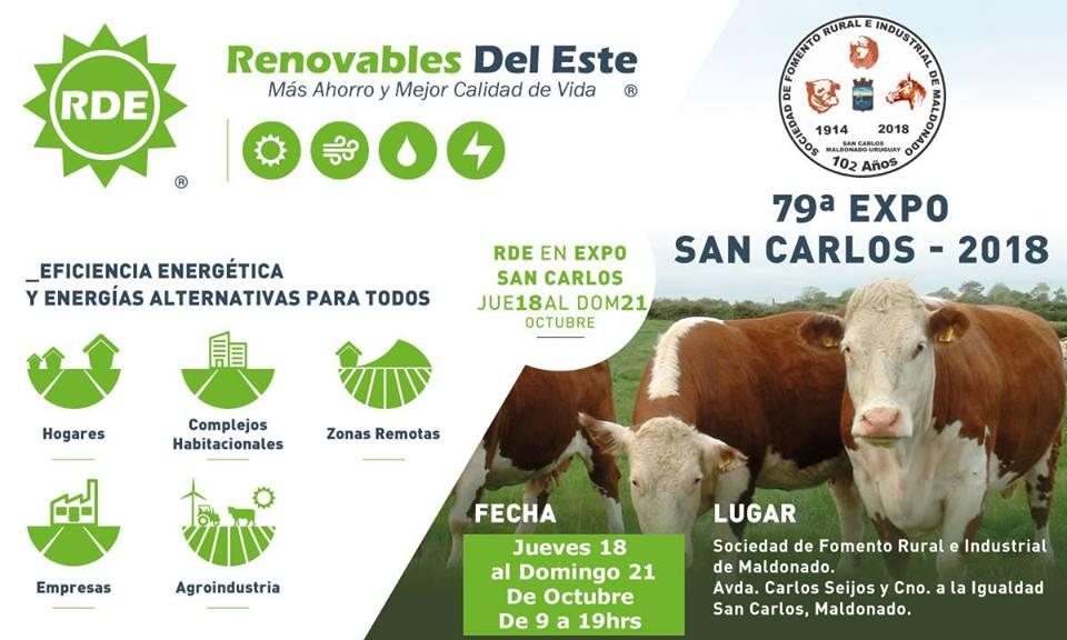 79ª Expo San Carlos 2018