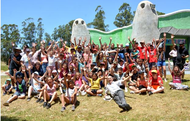 Generación de energía limpia y renovable en las sierras de Minas