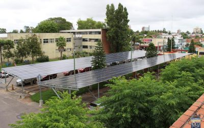 El primer estacionamiento solar fotovoltaico público del Uruguay, se ubicará en Maldonado