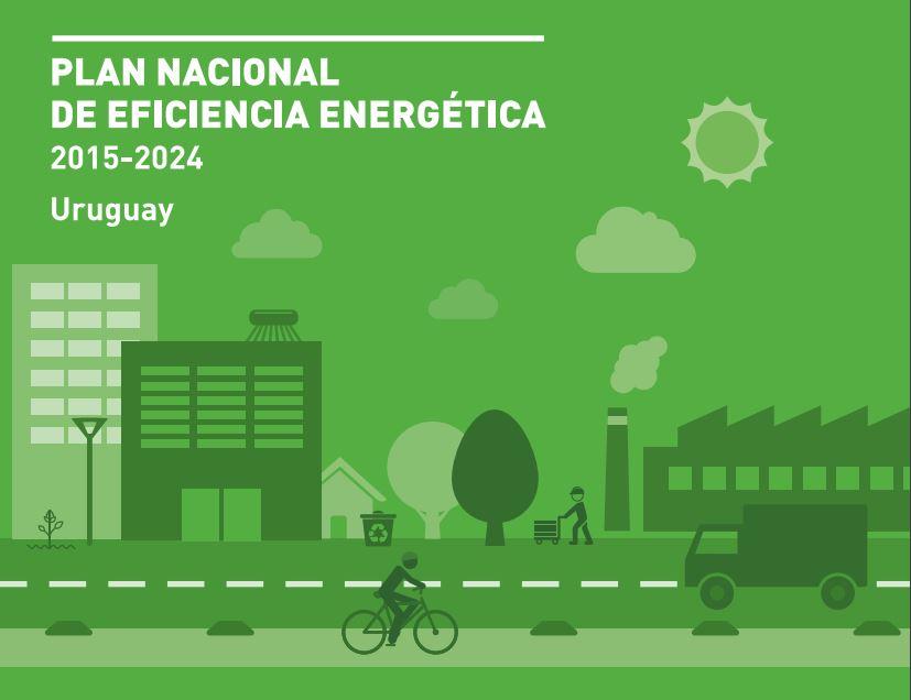 Material de difusión del Plan Nacional de Eficiencia
