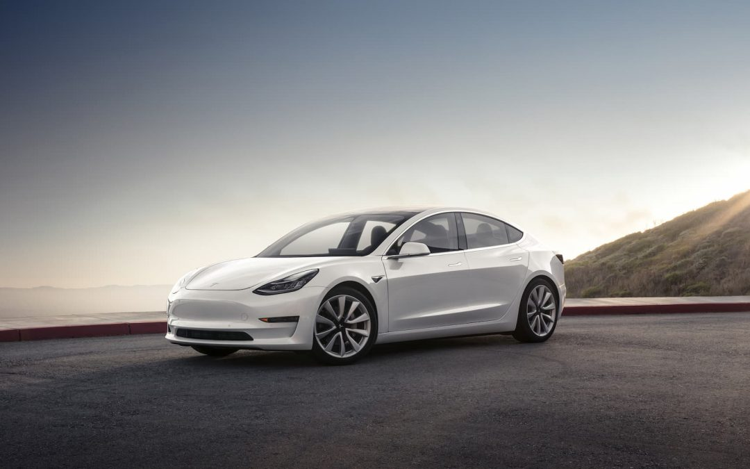 Tesla Model 3: El futuro ya está acá