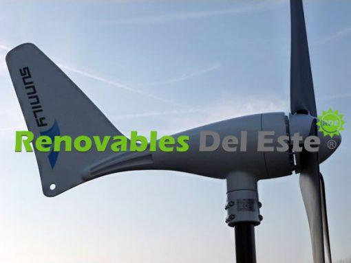 Turbina Eólica 600W 24V