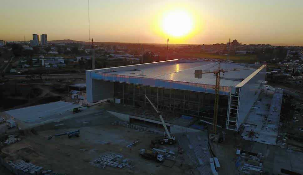 El Antel Arena cuenta con Energía Renovable