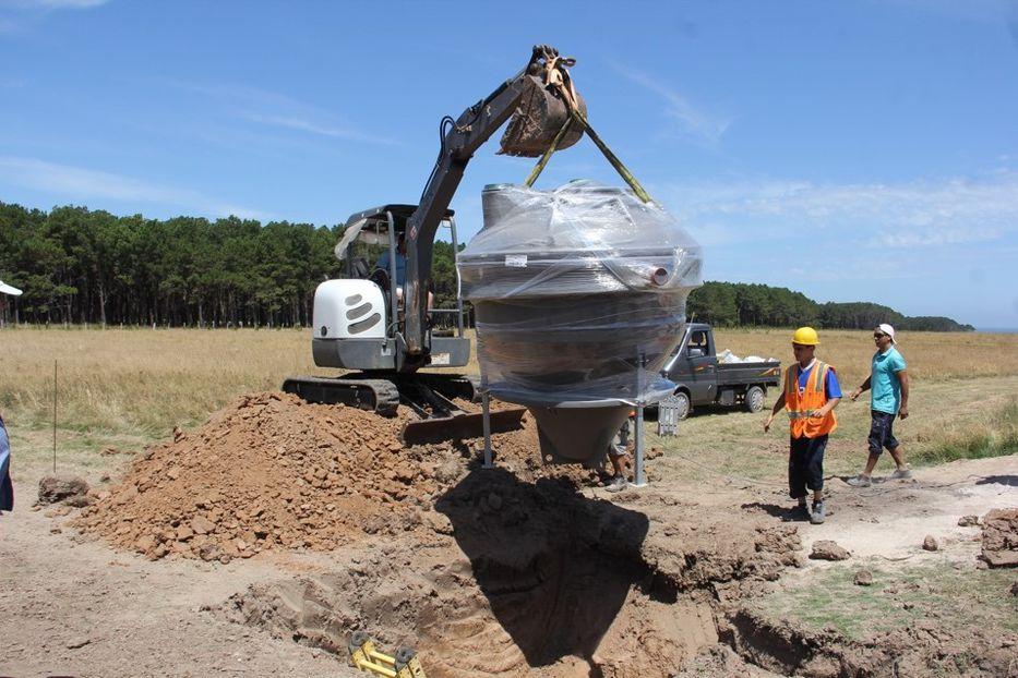Plantas depuradoras de alta eficiencia y rápida instalación ya se encuentran en Uruguay