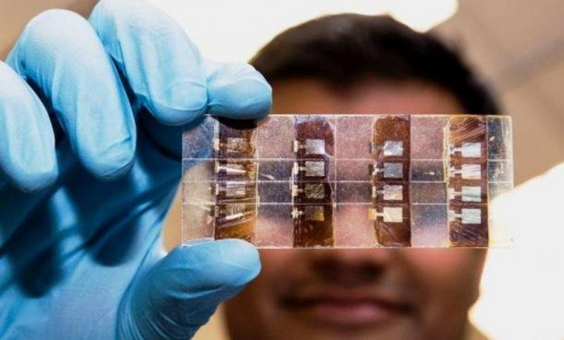 El innovador material que revolucionará la eficiencia de los paneles solares