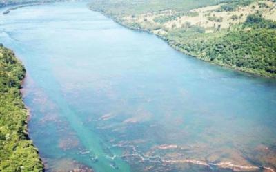 Genera preocupación el nivel de agua del río Uruguay