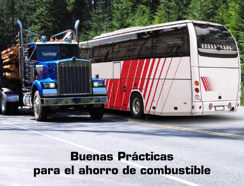 Manual de buenas prácticas para el ahorro de combustible