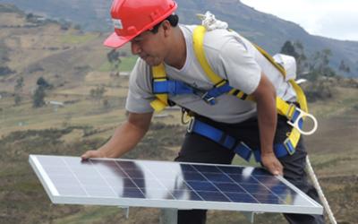 Uruguay utilizará el sol para almacenamiento de energía y electrificación rural
